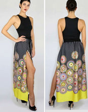 Upload the image to the Gallery viewer, Sun Circles Skirt