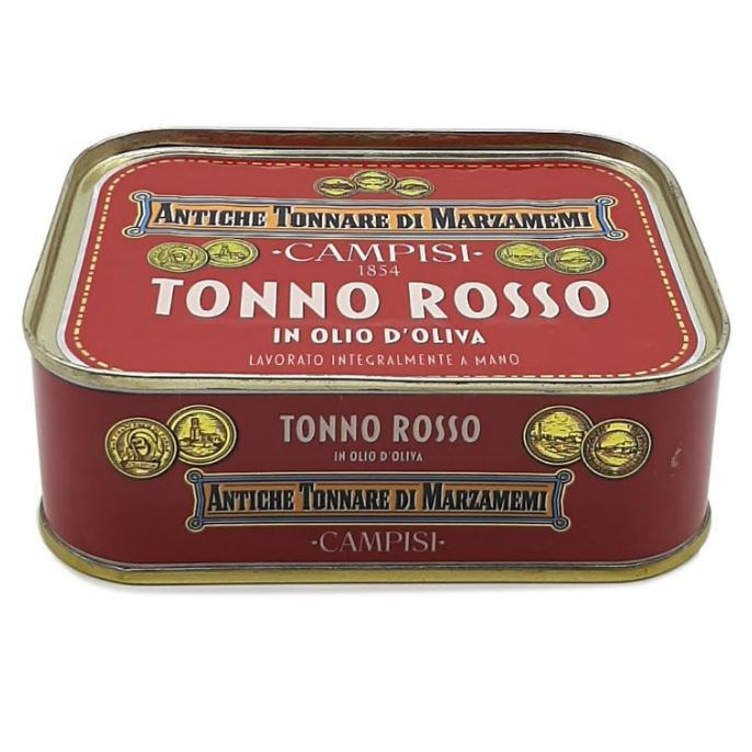Tonno Rosso in Olio d'Oliva - Linea Vintage - 340 gr