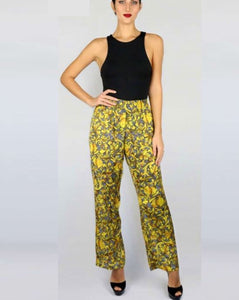 Baroque and Lemons Trousers