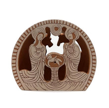 Upload the image to the Gallery viewer, Nativity Scene - Graffito Line -