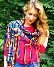 """Upload the image to the Gallery viewer, """"Cordure"""" shawl - 20% DISCOUNT -"""