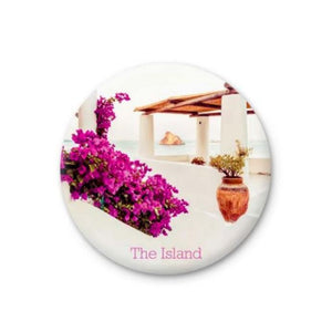 The Island - Magnet