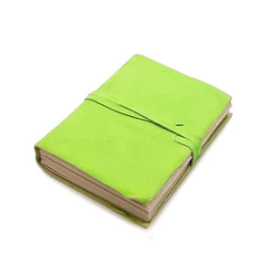 Leather notebook - 20% DISCOUNT -