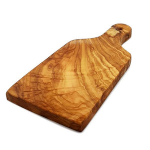 Rectangular Olive Wood Cutting Boards ~ 28 cm