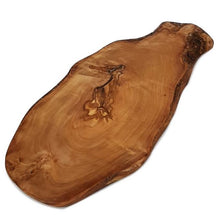 Upload the image to the Gallery viewer, Olive Wood Irregular Cutting Board