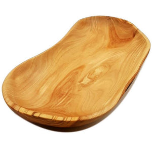 Tray in Olive Wood ~ 30 cm (± 2 cm)