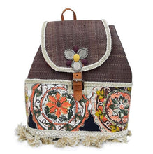 Upload the image to the Gallery viewer, Sicilian Backpack - 10% DISCOUNT -