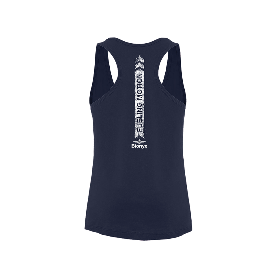 Blonyx Series 12 Tank - NAVY