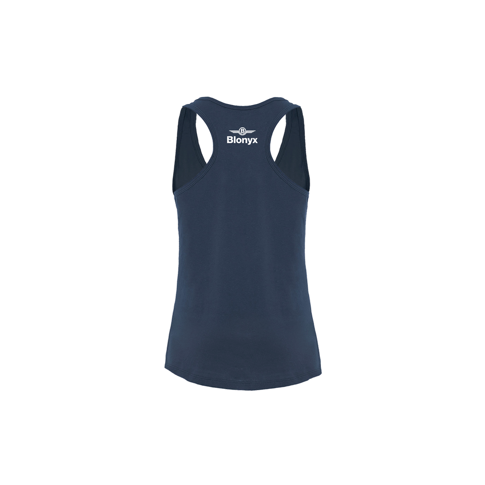 Blonyx Series 13 Tank - INDIGO