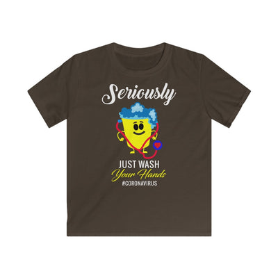 Kids Softstyle Tee