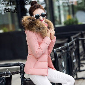 Warm Winter Coat Female Jacket