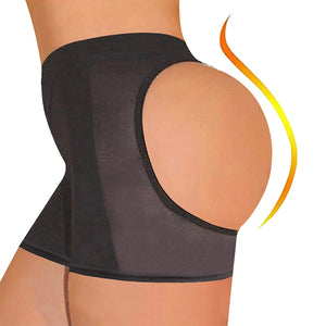 NINGMI Waist Trainer Hot Pants Sexy Butt Lifter