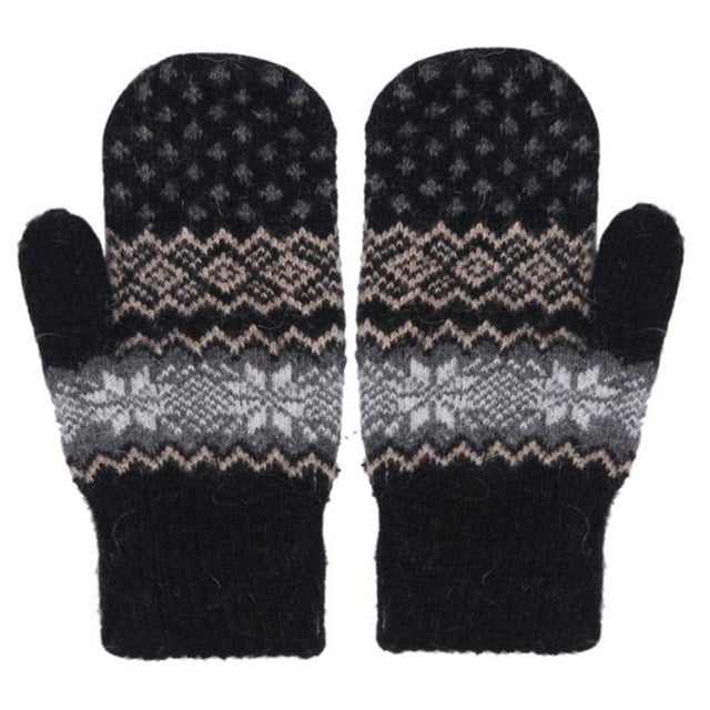 Fashion Winter Keep Warm Mittens Amazing