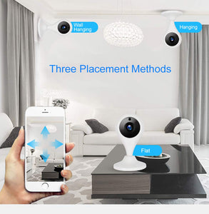 Home Security Camera Baby Monitor Smart WiFi Camera