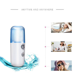 Mini facial humidifier