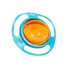 Load image into Gallery viewer, Universal Gyro Bowl Practical Design Children 360 Rotate Spill-Proof Solid Feeding Dishes