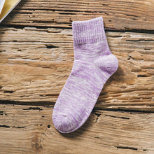 Load image into Gallery viewer, Hot Sale ! Fashion Spring autumn winter Warm Women Short Sock