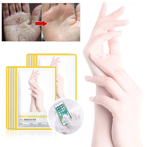 Remove Dead Skin Whitening Winter Hydrating Hand Care TSLM2