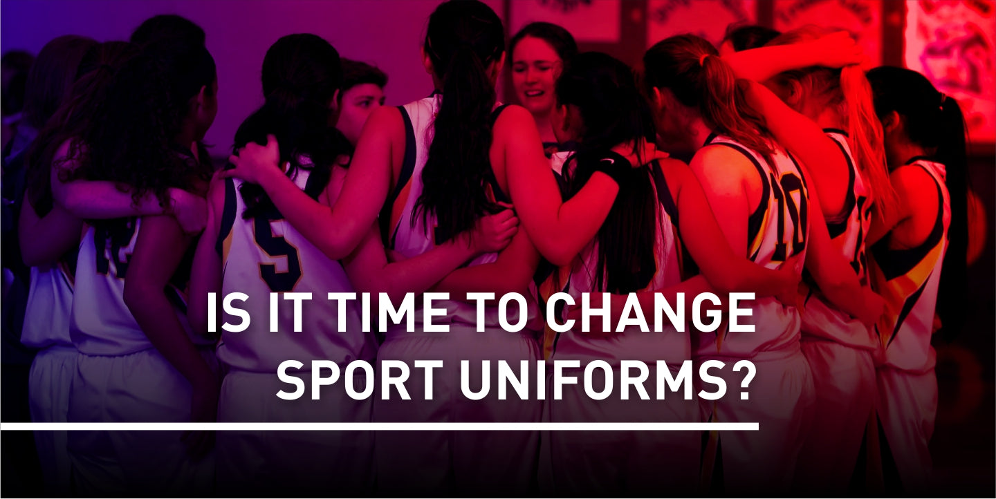Is it time to change sports uniforms?