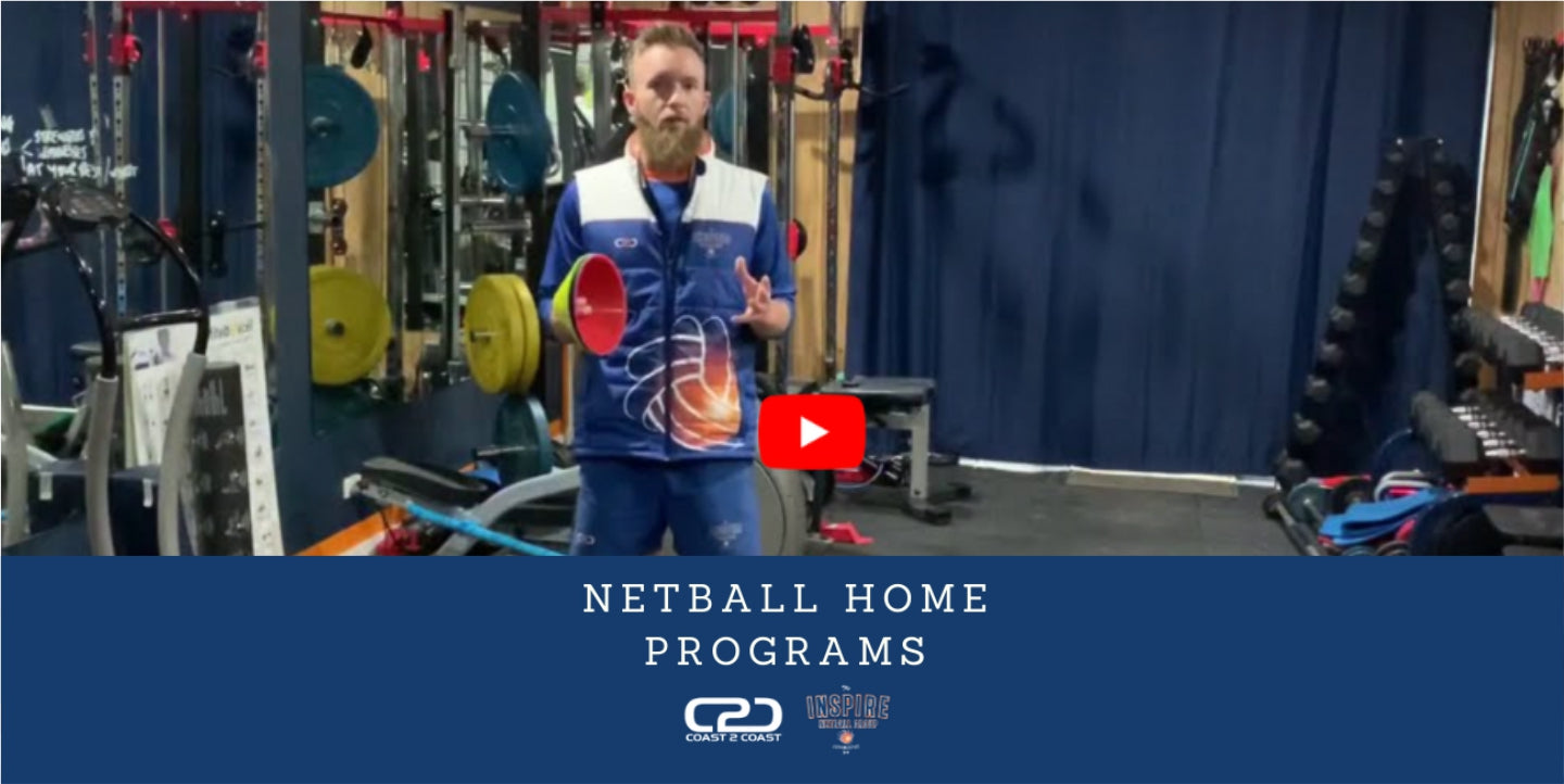 Netball Drills You Can Easily Practice at Home