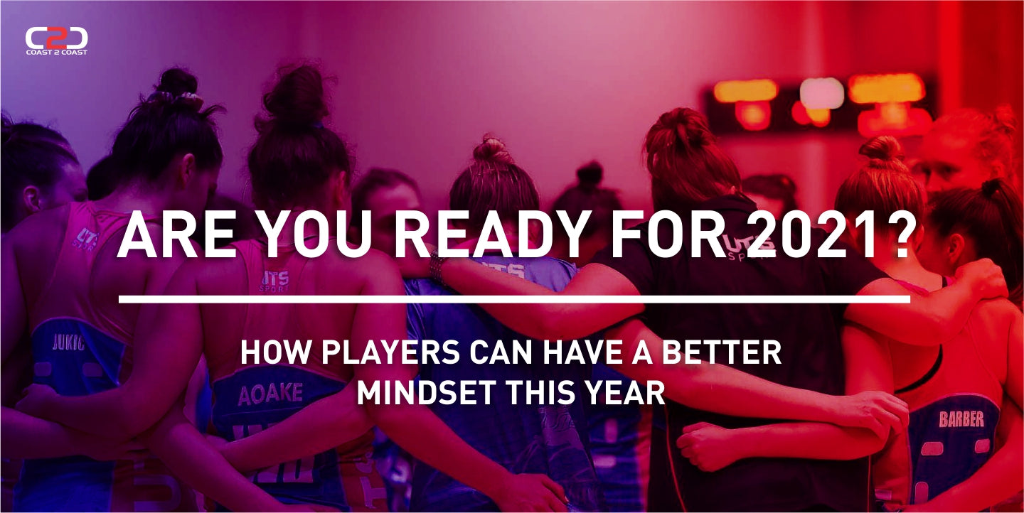 How Players Can Have a Better Mindset in 2021