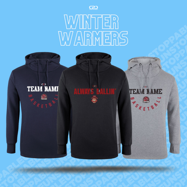 Design Your Own Basketball Hoodies