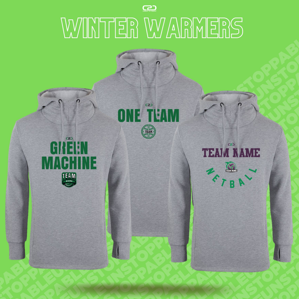 Design Your Own Netball Hoodie