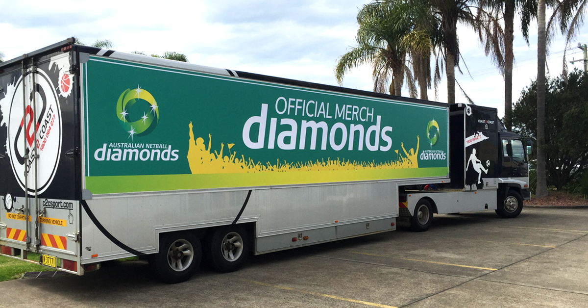 Diamonds Truck