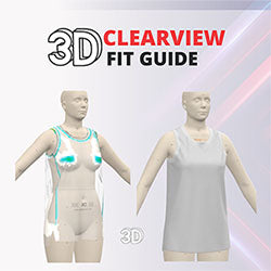 C2C Clearview Size and Fit Guide