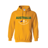 VNWC2019 AUS Gold Country Hoodie Kids