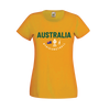 VNWC2019 AUS Gold Country Tee Ladies