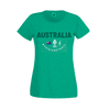 VNWC2019 AUS Green Country Tee Ladies