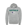 VNWC2019 AUS Grey Country Hoodie Unisex