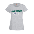 VNWC2019 AUS Grey Country Tee Kids