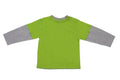 Kids double L/S T-shirts