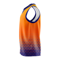 C2C 2021 DYO DIAMONDS Core Basketball Singlet