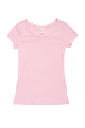 Cotton/Spandex Ladies Tee
