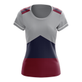 Sharni Layton DYO Warmup Shirt 02