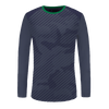 C2C DYO Mens LS Warmup Shirt 104
