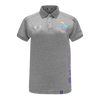 VNWC2019 Grey Supporter Polo Unisex