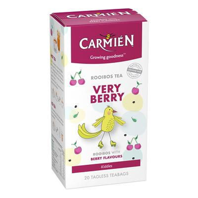 Tea - Rooibos Carmien - Verry Berry 20s - Some Thyme