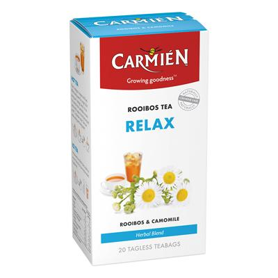 Tea - Rooibos Carmien - Relax 20s - Some Thyme