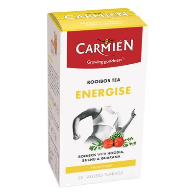 Tea - Rooibos Carmien - Energise 20s - Some Thyme