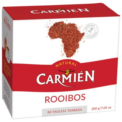 Tea - Rooibos Carmien - Natural 80's