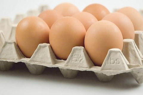 Eggs - 1 tray of 30 (not free range) - Some Thyme
