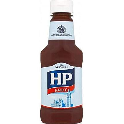 Condiments - HP Sauce Original Squeeze 285g - Some Thyme