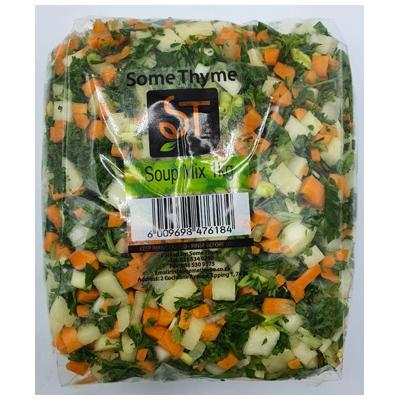 Soup Mix 1kg - Some Thyme
