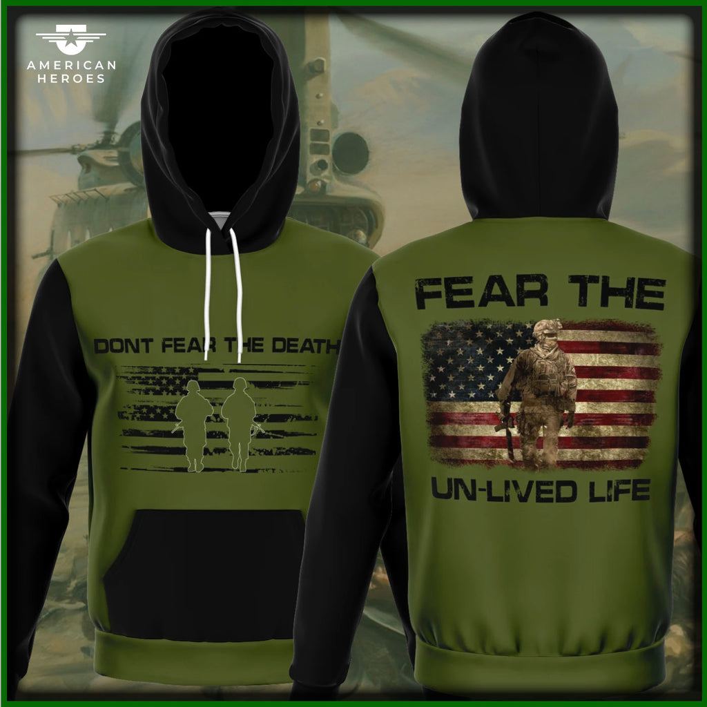 Dont Fear The Death 🇺🇸💪🏻