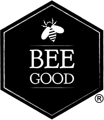 Bee Good Logo. Natural, Organic Honey And Beeswax Skincare Cosmetics And Beauty Products, Made By British Bees