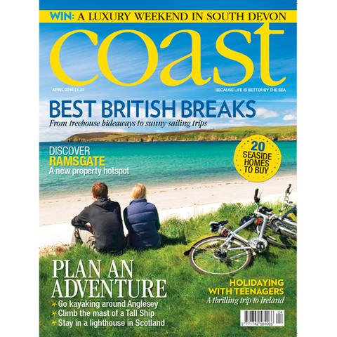 Coast magazine features Bee Good's Intensive Hand Repair